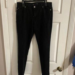 Michael Kors Black skippy jeans